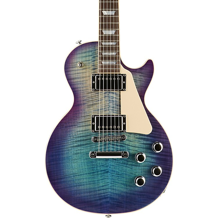 Gibson2017 Les Paul Standard HP Electric GuitarBlueberry Burst