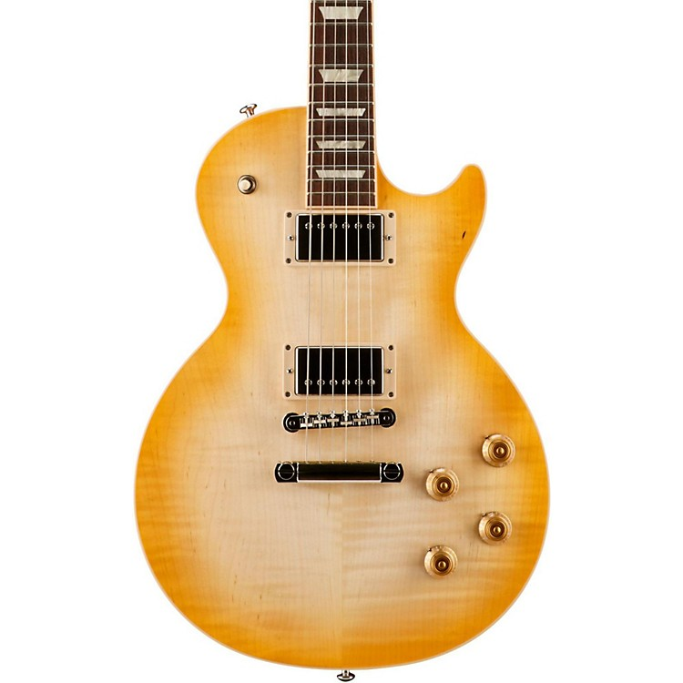 Gibson 2017 Les Paul Traditional T Electric Guitar Antique Burst