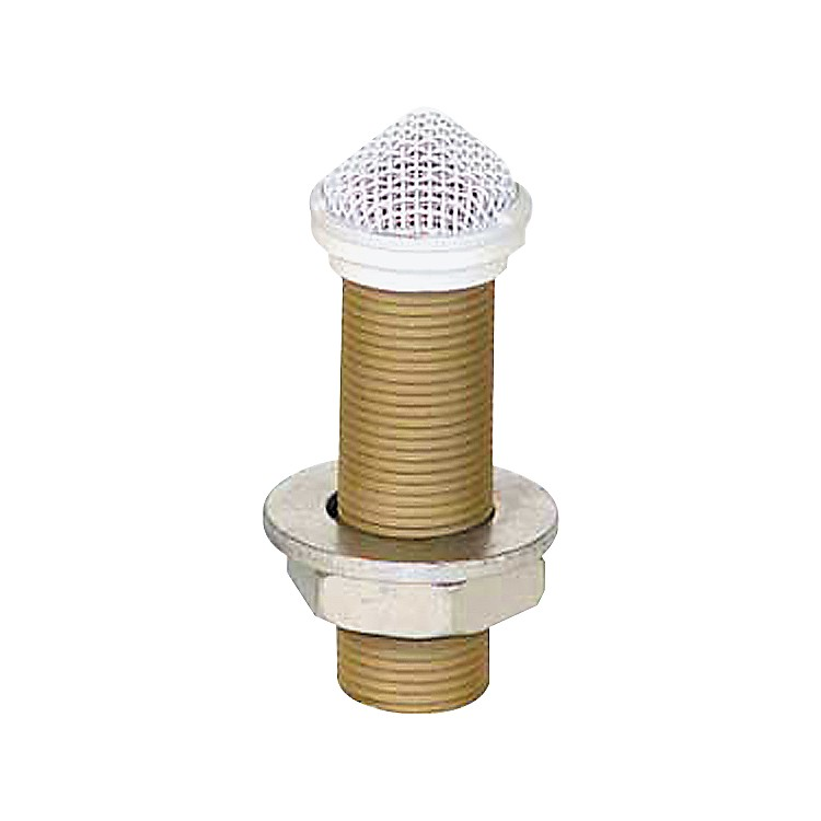 Astatic by CAD 201R Mini Cardioid Installation Boundary Microphone White