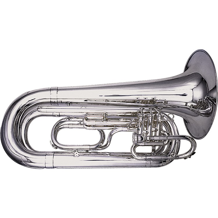 Kanstul 202 Series 3-Valve 3/4 Marching BBb Tuba