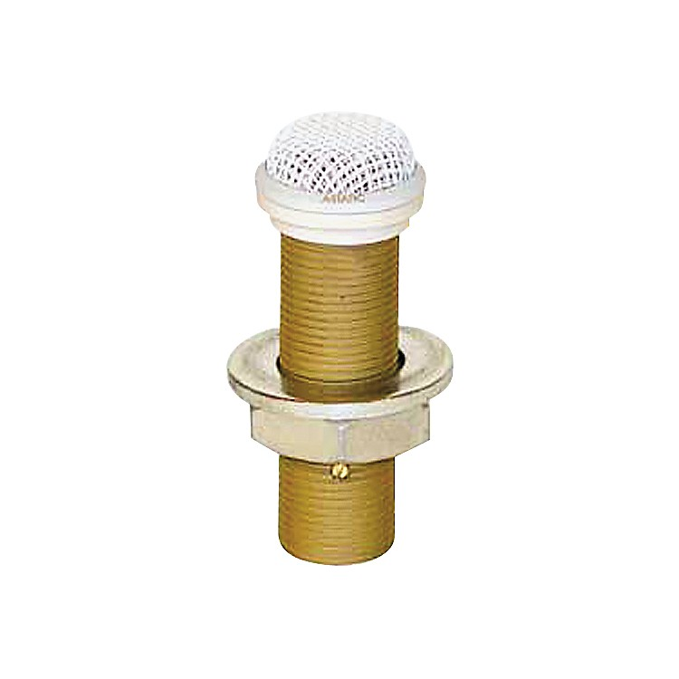 Astatic by CAD 202R Mini Omni Installation Boundary Microphone White
