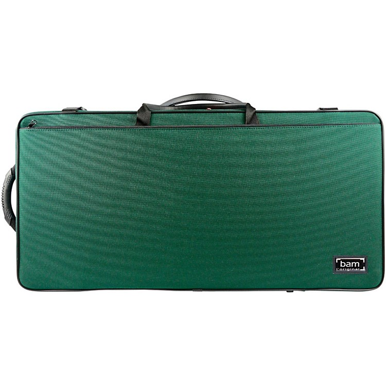 Bam 2040S Classic 15-inch Viola Case Forest Green