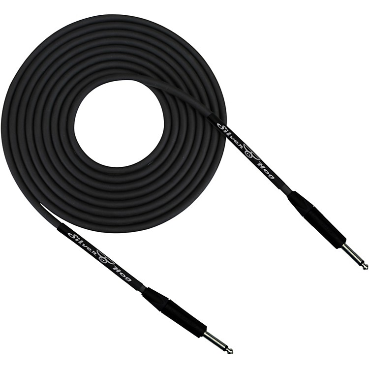 Rapco20GA CABLE SilverHOG Silver-Plated Instrument Cable