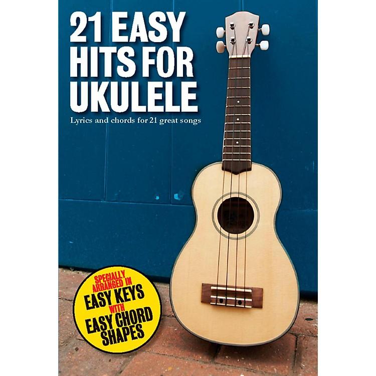 Music Sales21 Easy Hits For Ukulele