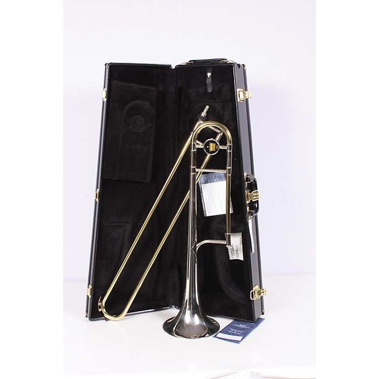 King 2102PL 2B Plus Legend Series Trombone Lacquer, Sterling Bell 2102PLS 886830185038