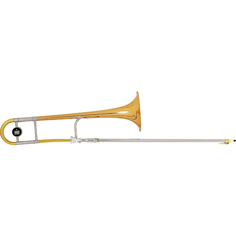 King 2103PL 3B Plus Legend Series Trombone  2103PLG Lacquer Gold Brass Bell