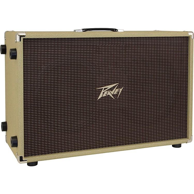 Peavey212-C 60W 2x12 Guitar Speaker Cabinet