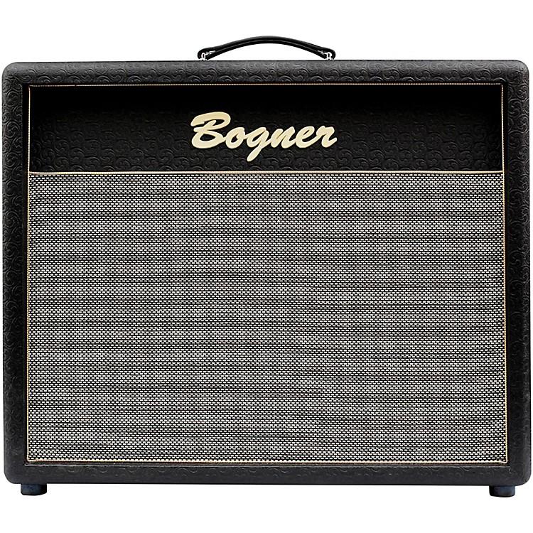 Bogner212C 120W 2x12 Guitar Speaker Cabinet Comet StraightBlackSlant