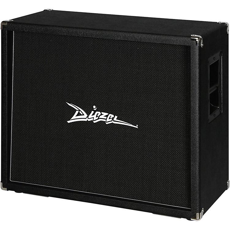 Diezel212RK 200W 2x12 Rear-Loaded Guitar Speaker CabinetBlack