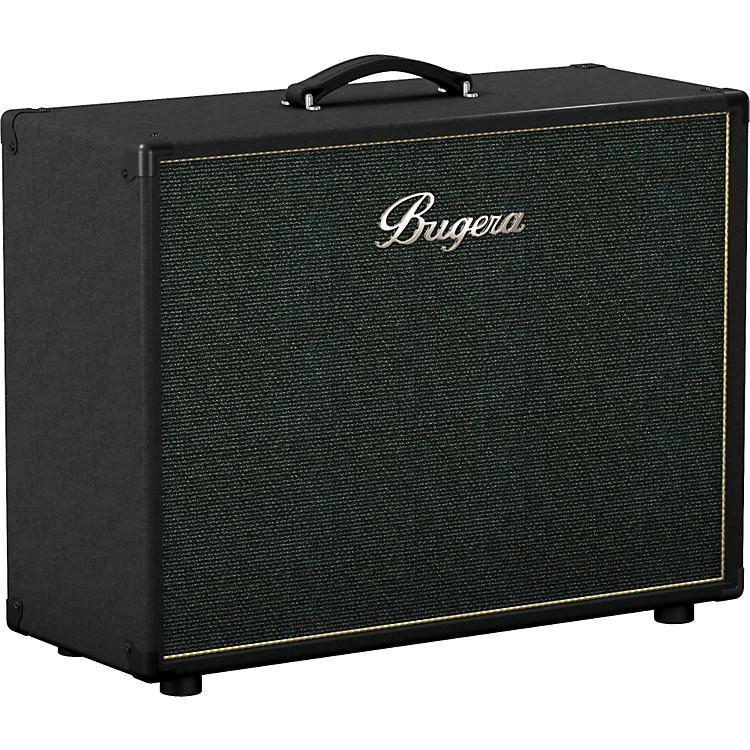 Bugera212V-BK 2x12 Guitar Speaker CabinetBlackSlant