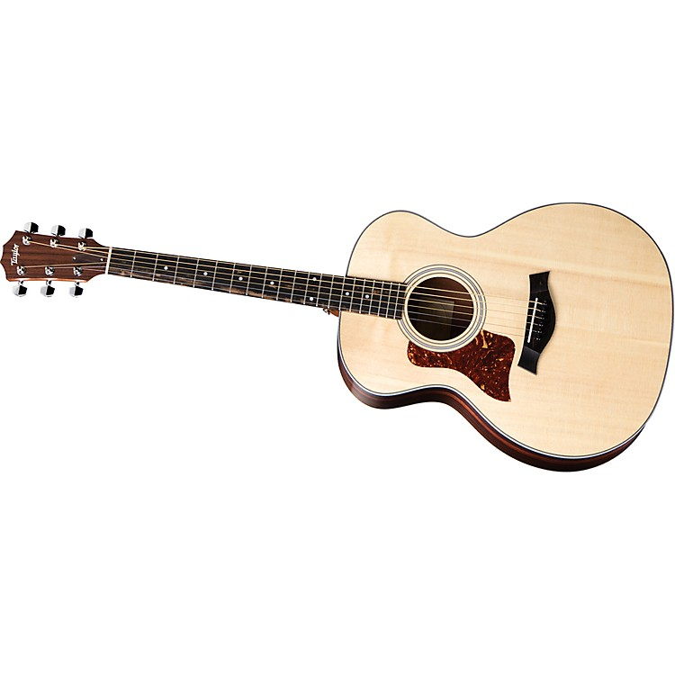 Taylor 214-G-L Grand Auditorium Left-Handed Acoustic Guitar (2010 Model)