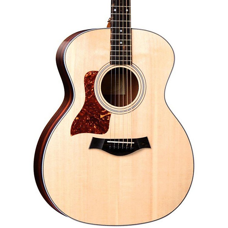 Taylor 214-L Rosewood/Spruce Grand Auditorium Left-Handed Acoustic Guitar Natural