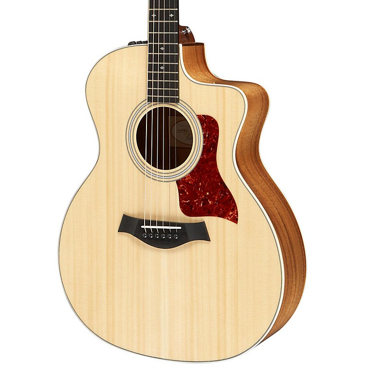 Taylor 214ce K DLK Acoustic-Electric Guitar Natural
