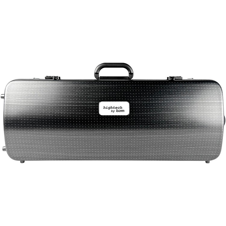 Bam2201XL Hightech Large Adjustable Viola Case without PocketBlack Lazure