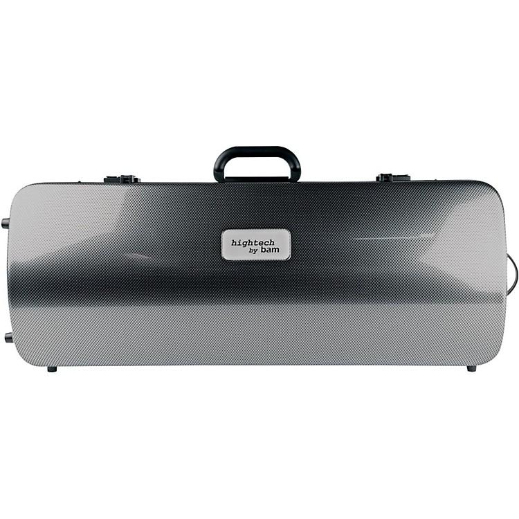 Bam2201XL Hightech Large Adjustable Viola Case without PocketSilver Carbon