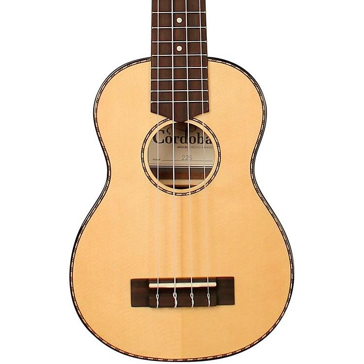 Cordoba22S Soprano Acoustic Ukulele