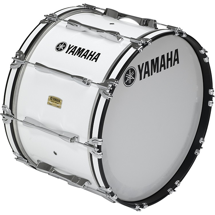 Yamaha 22x14 8200 Field Corp Series Bass Drums Red Forest Stain 22 x 14