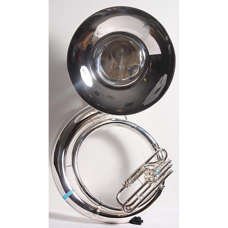 King2350 Series Brass BBb Sousaphone2350WSP Silver With Case886830097300