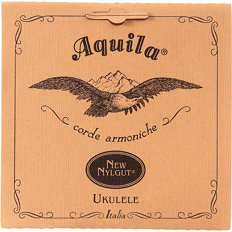 AQUILA 23U High G Tuning Baritone Ukulele Strings