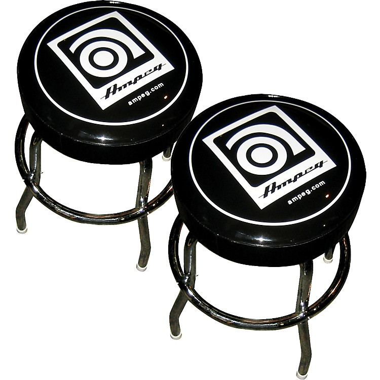 Ampeg24 Inch Bar Stool 2-Pack