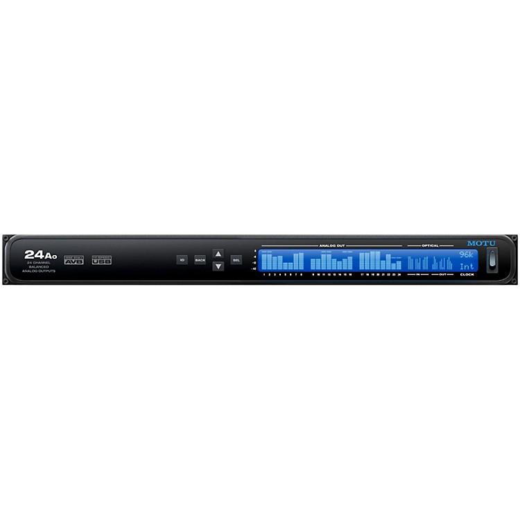 MOTU24Ao USB/AVB Ethernet audio interface