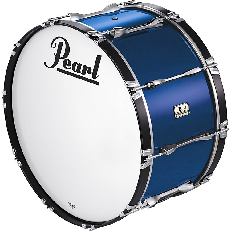 Pearl 24x14 Championship Series Marching Bass Drum