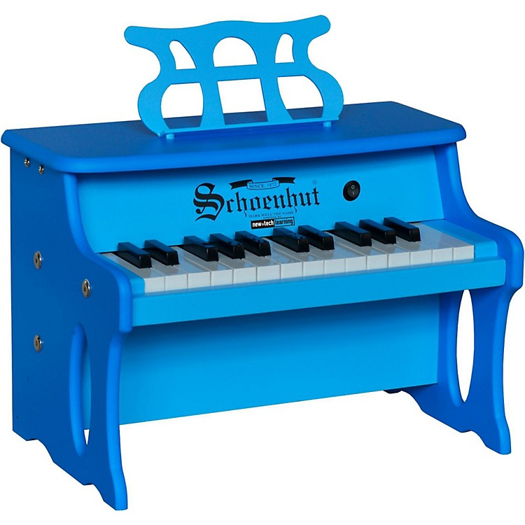 Schoenhut25 Key 2 Toned Table TopBlue