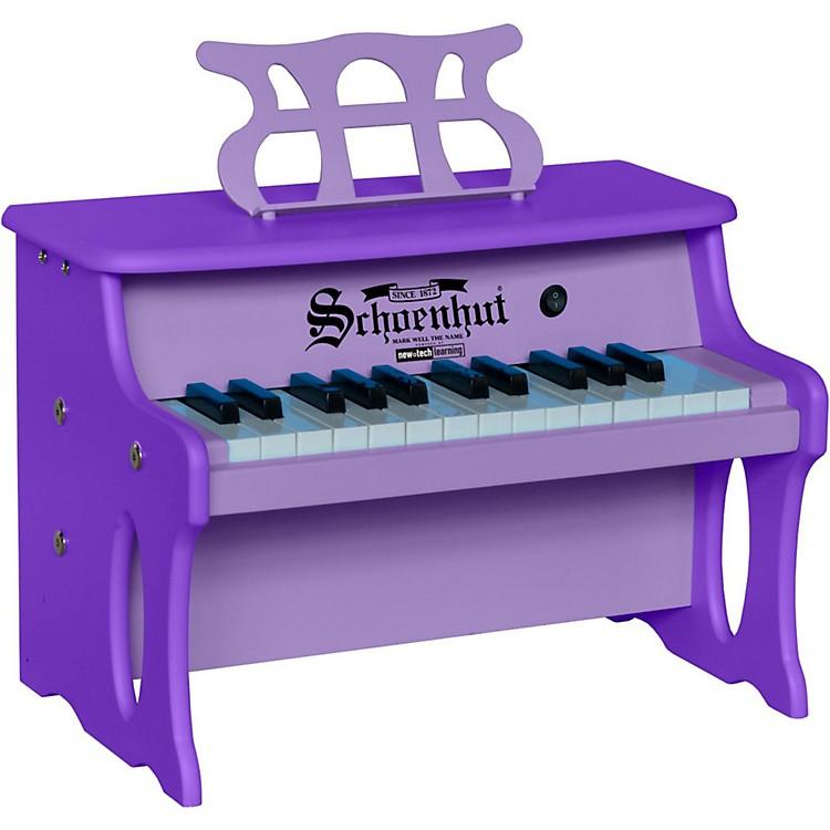 Schoenhut25 Key 2 Toned Table TopPurple