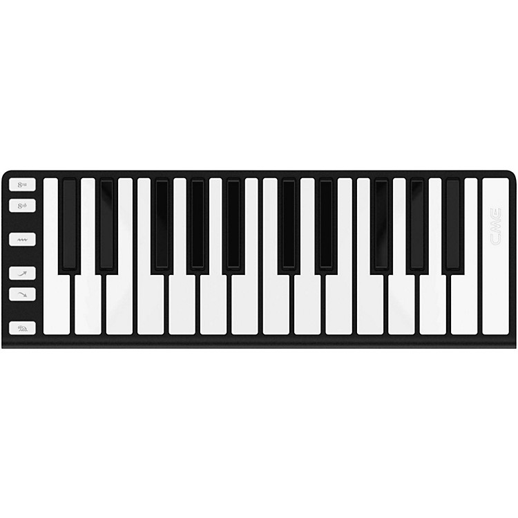 CME 25 Key Mobile Keyboard Controller Black