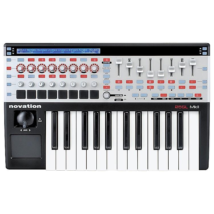Novation25 SL MkII Keyboard Controller
