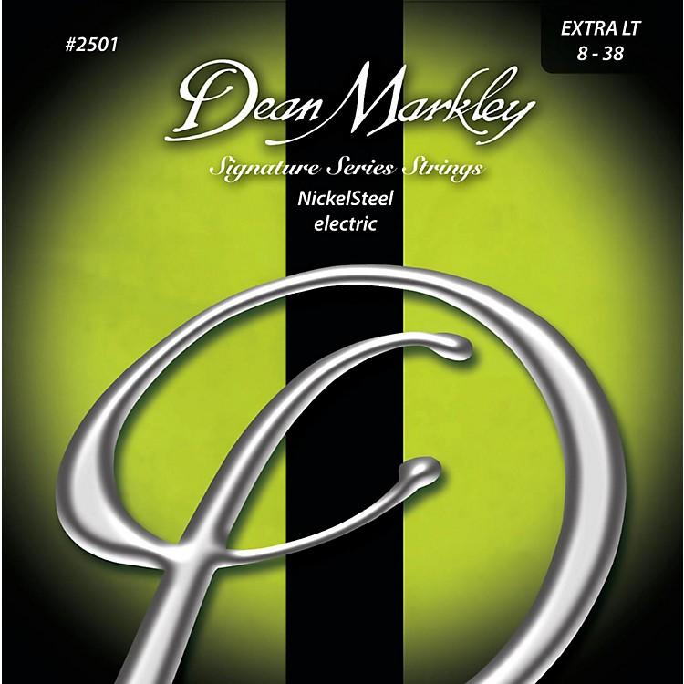 Dean Markley2501 XL NickelSteel Electric Guitar Strings