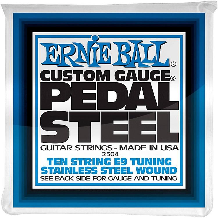 Ernie Ball2504 10-String E9 Pedal Steel Guitar Strings