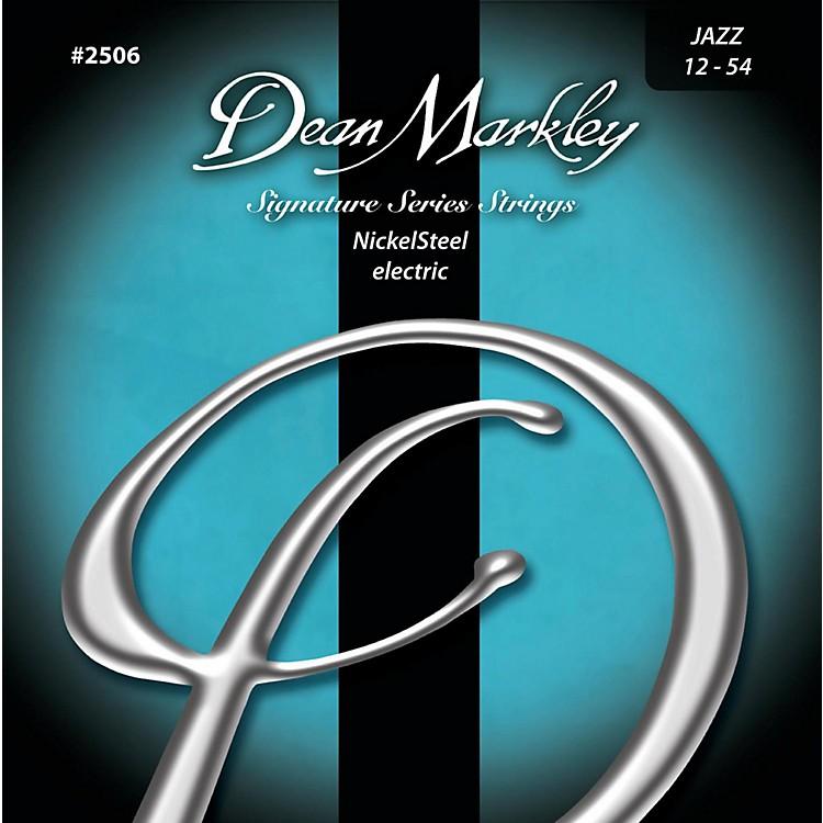 Dean Markley2506 Jazz NickelSteel Electric Guitar Strings