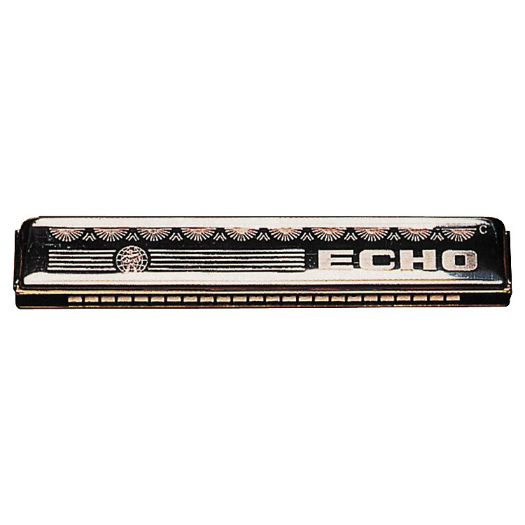 Hohner2509/48 Echo HarmonicaKey of C