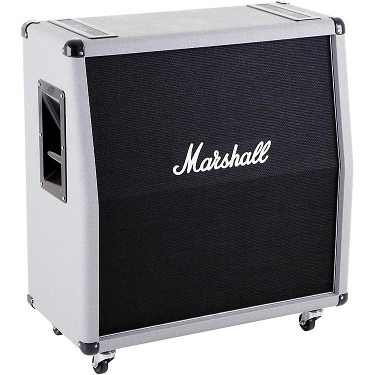 Marshall2551AV Silver Jubilee 240W 4x12 Angled Guitar Speaker Cabinet