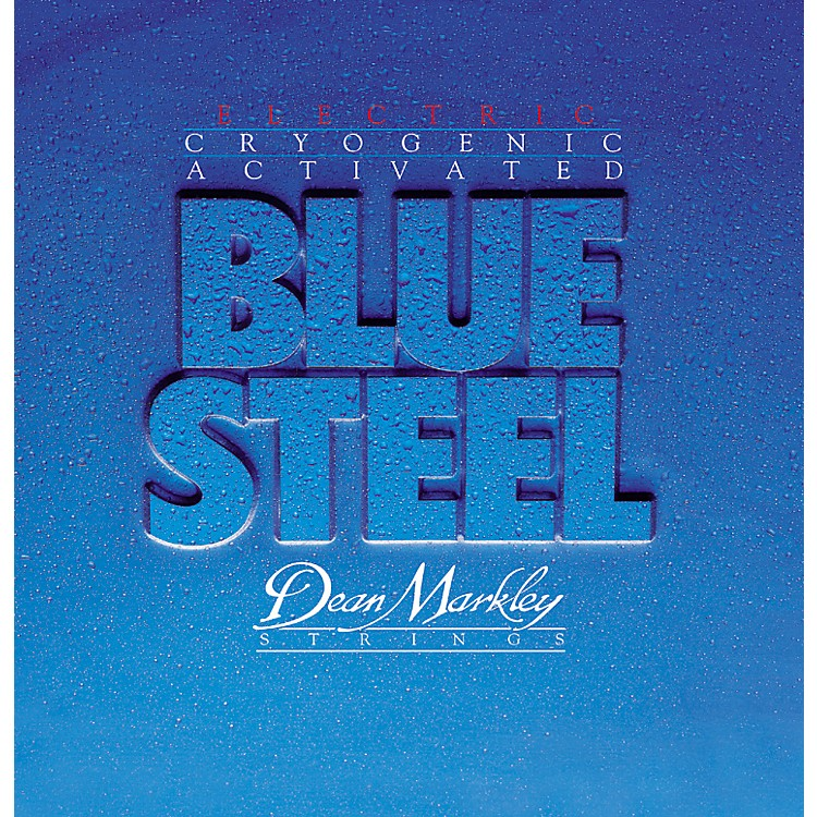 Dean Markley 2556 Blue Steel Gauge Electric Guitar Strings