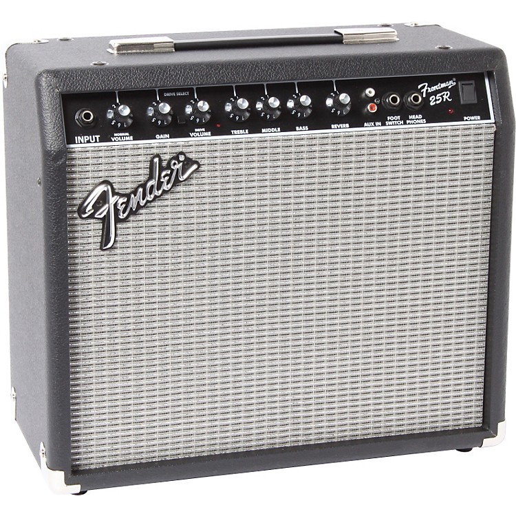 Fender25R Frontman Series II 25W 1x10 Guitar Combo Amp