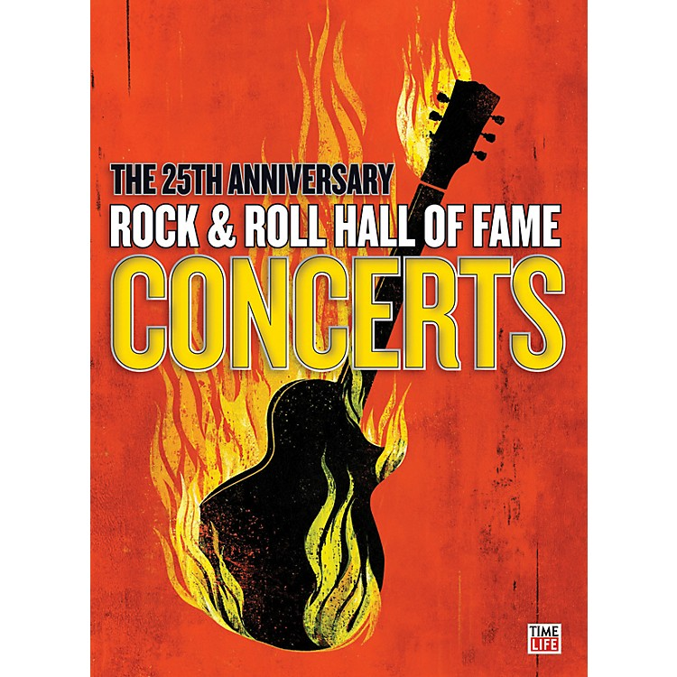 WEA 25th Anniversary Rock & Roll Hall of Fame Concerts 3 DVD Set