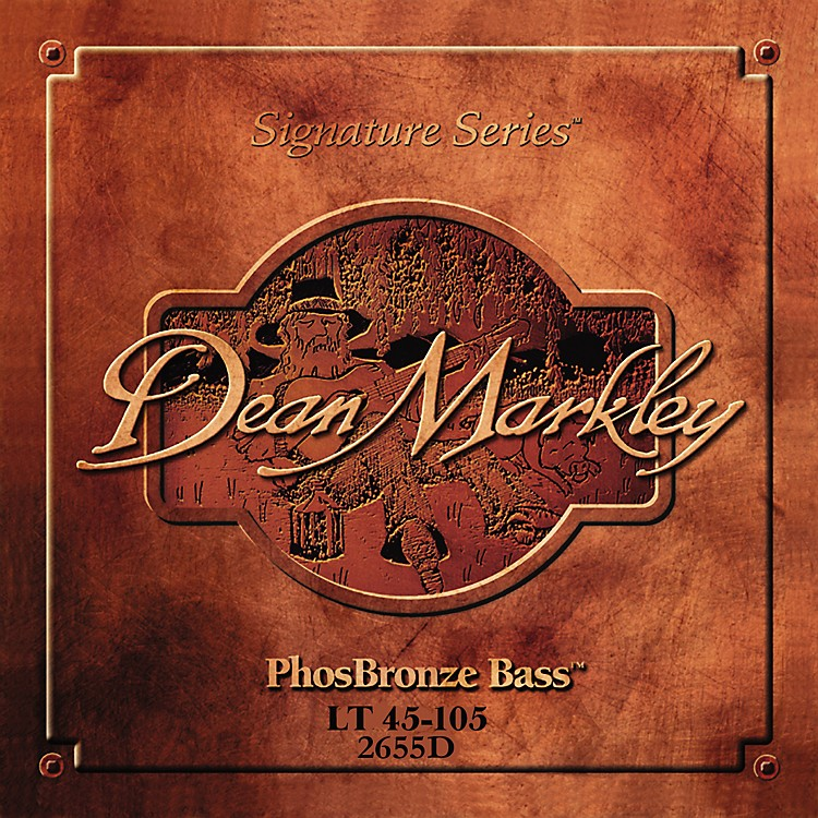 Dean Markley 2655D PhosBronze Bass Acoustic 5-String Bass Strings