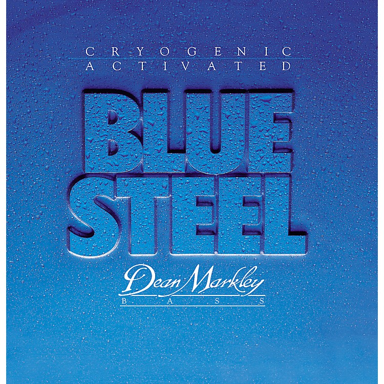 Dean Markley 2676 Blue Steel Cryogenic Medium Bass Strings
