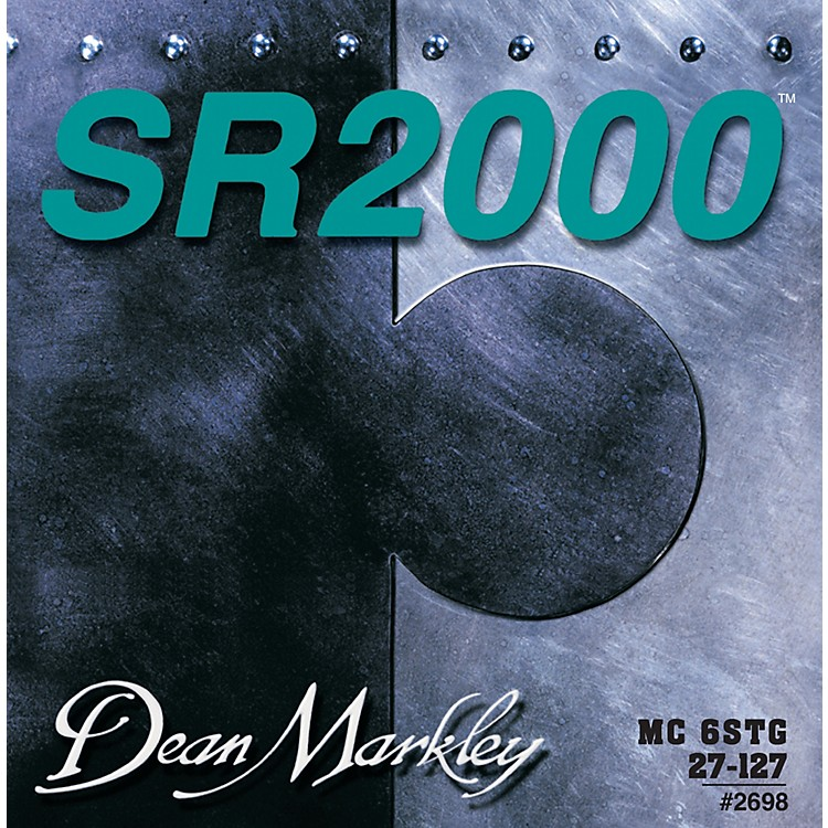 Dean Markley2698 SR2000 6-String Bass Strings