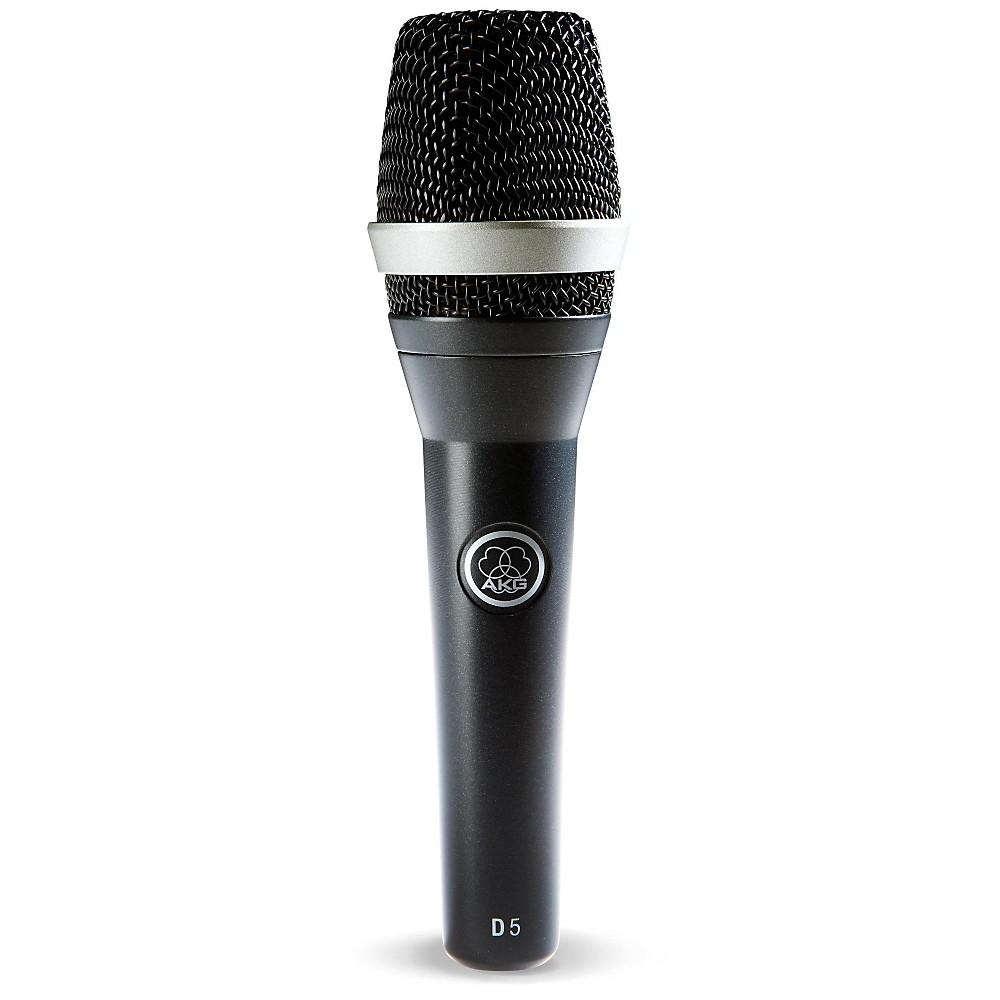 akg d5 supercardioid handheld dynamic microphone ln ebay. Black Bedroom Furniture Sets. Home Design Ideas