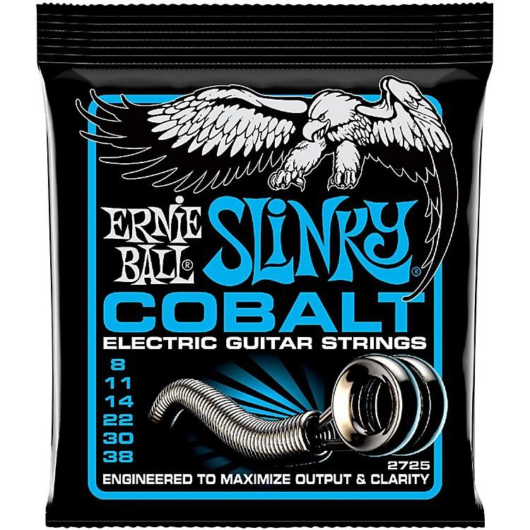 Ernie Ball2725 Cobalt Extra Slinky Electric Guitar Strings