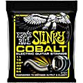 Ernie Ball 2727 Cobalt Beefy Slinky Electric Guitar Strings