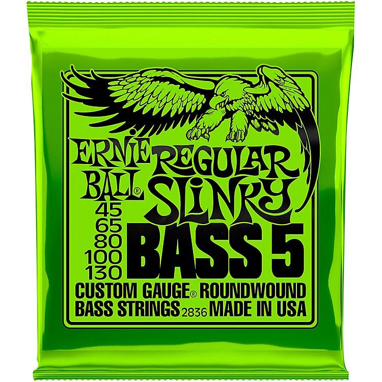 Ernie Ball2836 Slinky 5-String Bass Strings