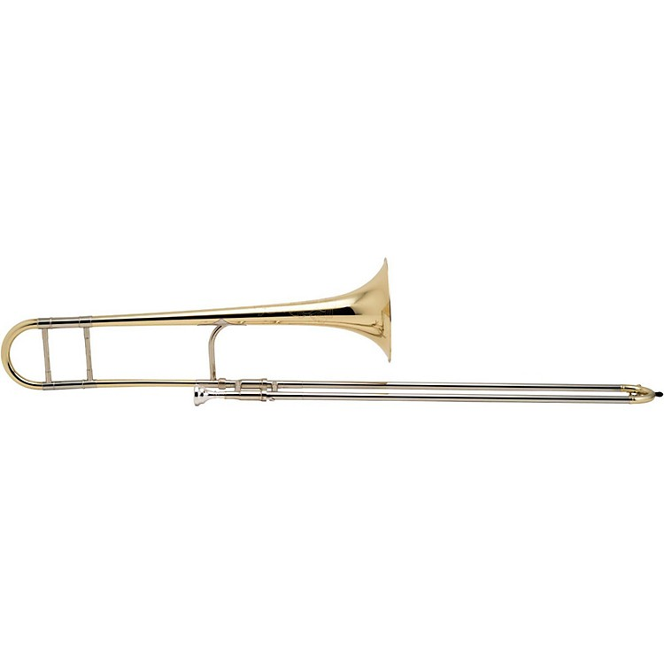 King 2BL Jiggs Whigham Legend Series Trombone 2BLS Yellow Brass Bell Lacquer Short Main Tuning Slide