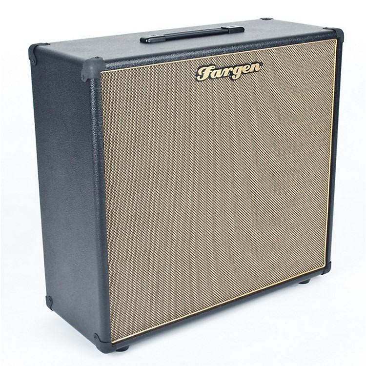 Fargen Amps 2x12 Guitar Speaker Cabinet Black