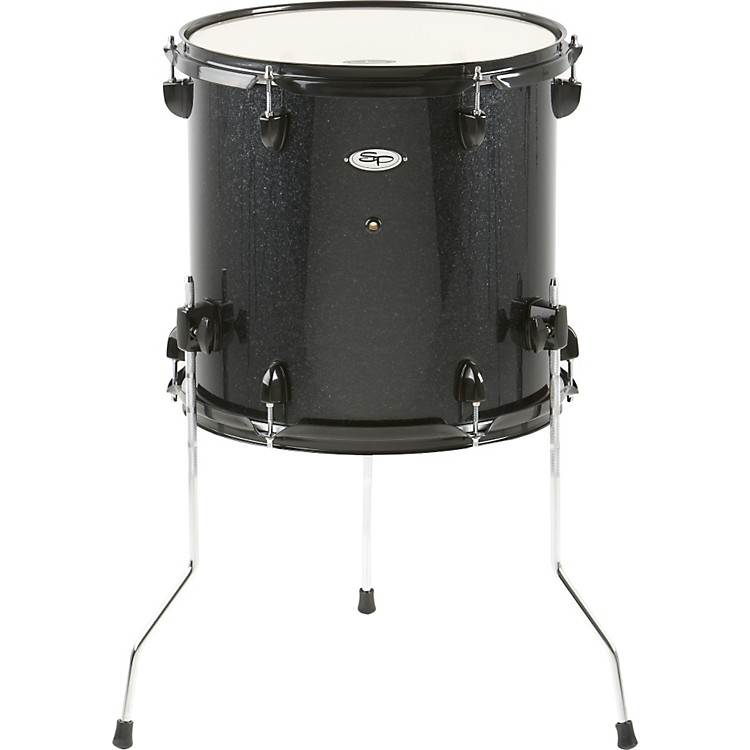 Sound Percussion 3-Piece Add-On Pack BLACK SPARKLE