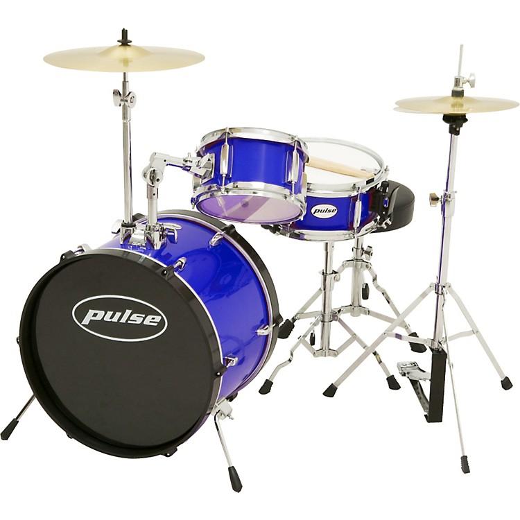 Pulse3-Piece Deluxe Junior Drum Set