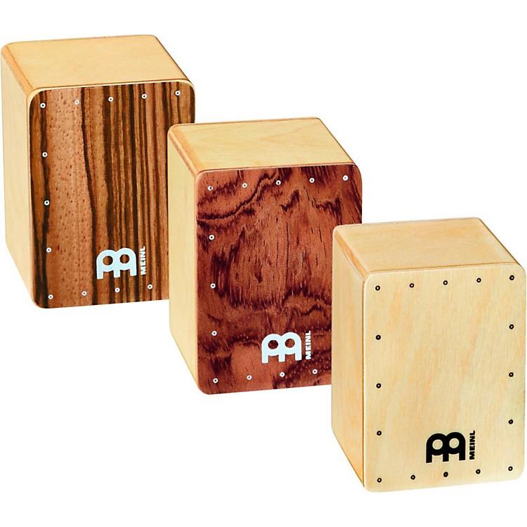 Meinl3-Piece Mini Cajon Shaker Set